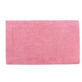 Πατάκι Μπάνιου (60x100) MC Decor Cotton L.Pink