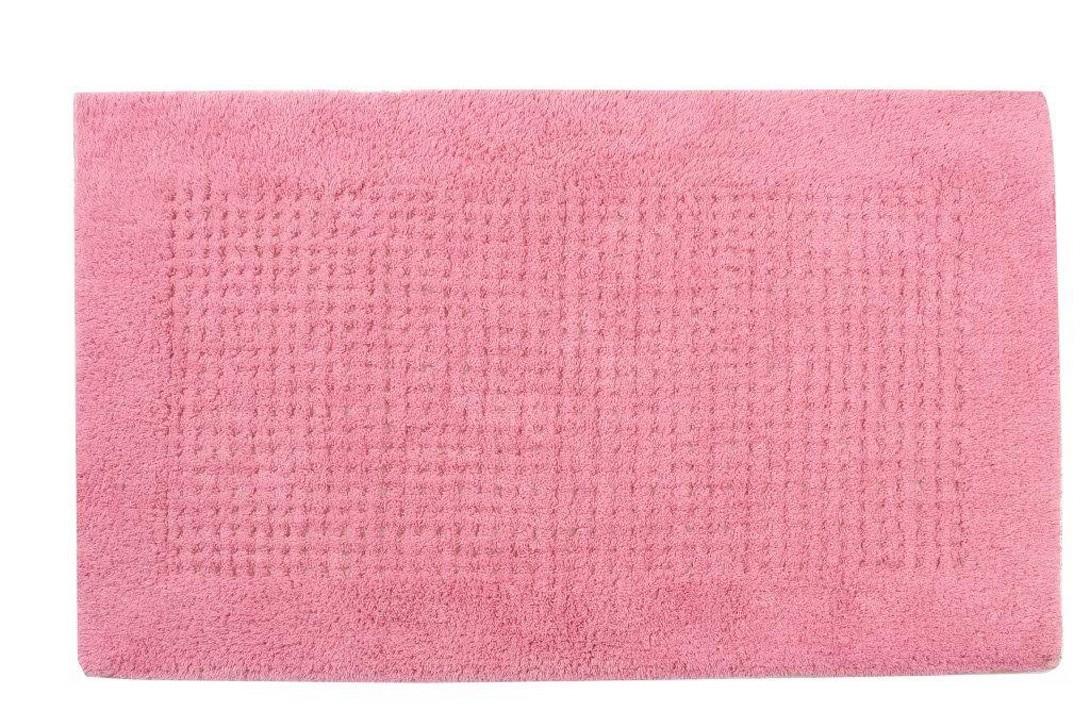 Πατάκι Μπάνιου (60×100) MC Decor Cotton L.Pink