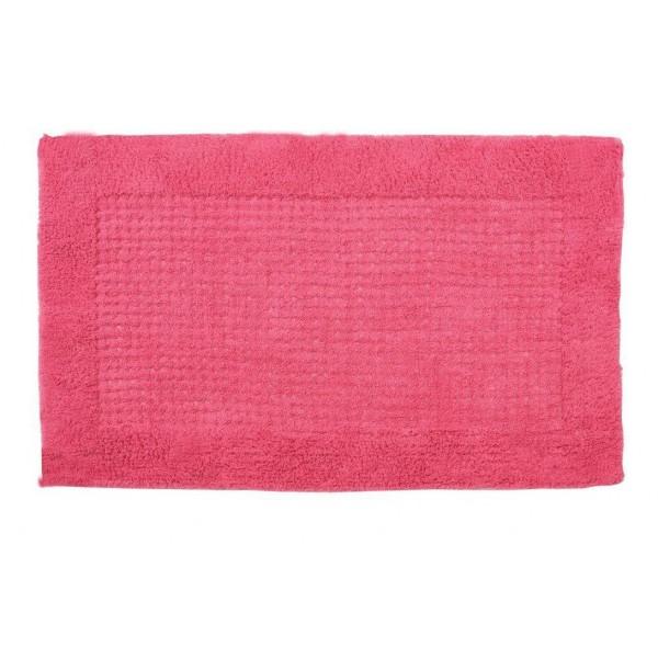 Πατάκι Μπάνιου (60x100) MC Decor Cotton D.Pink