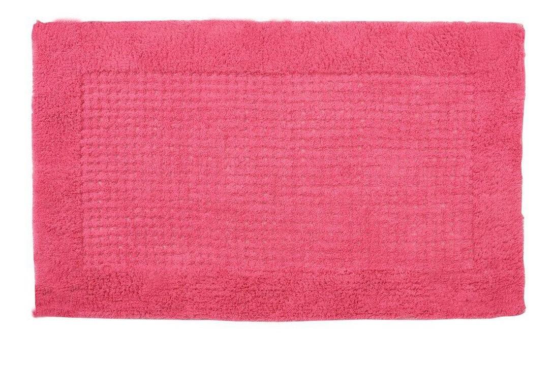 Πατάκι Μπάνιου (60×100) MC Decor Cotton D.Pink