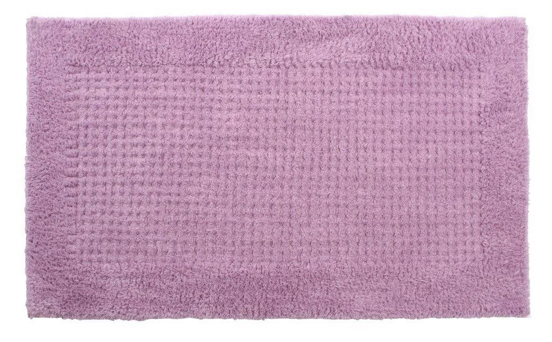 Πατάκι Μπάνιου (60×100) MC Decor Cotton Purple