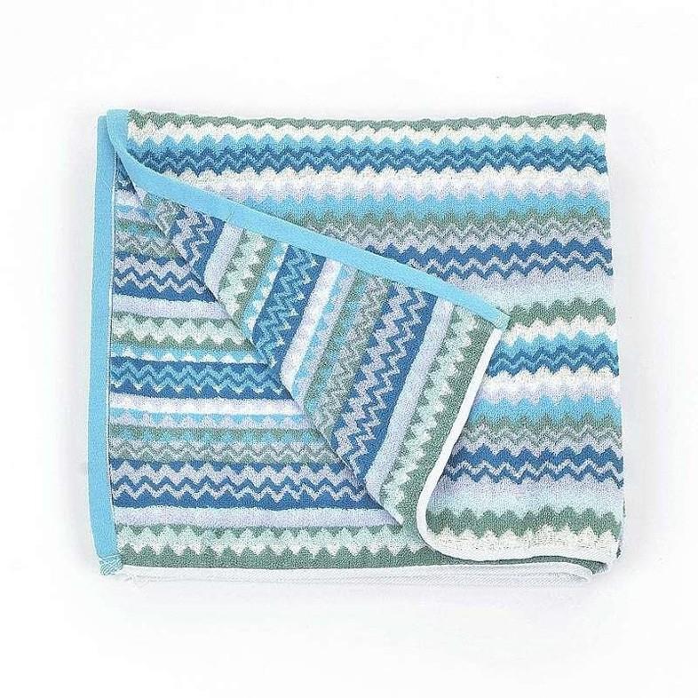 Πετσέτα Θαλάσσης InArt Ble Modern Blue 5-46-532-0001