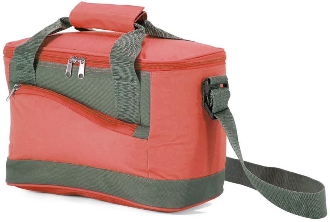 Ισοθερμική Φορητή Τσάντα (10Lit) Benzi 4475 Red