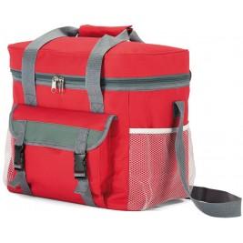 Ισοθερμική Φορητή Τσάντα (22Lit) Benzi 4365 Red