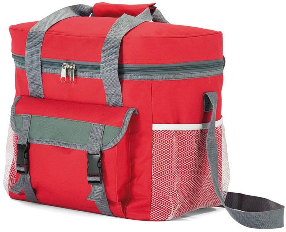 Ισοθερμική Φορητή Τσάντα (22Lit) Benzi 4365 Red home   θαλάσσης   gadget παραλίας