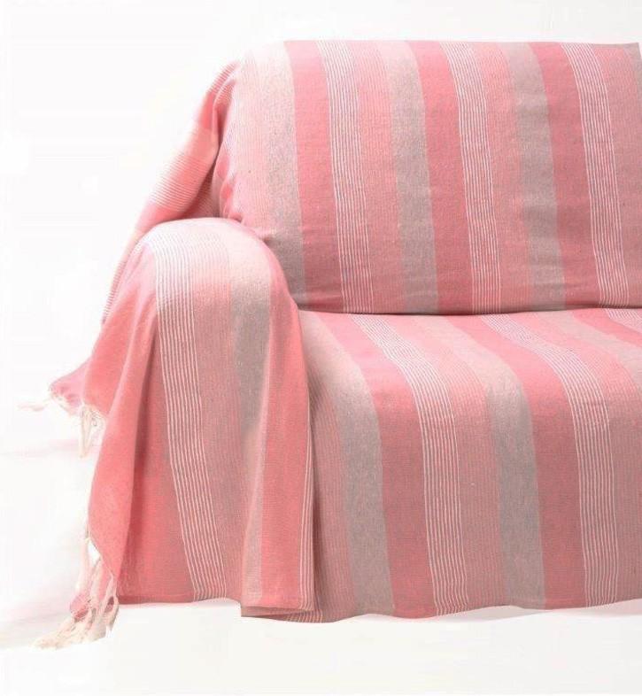 Ριχτάρι MC Decor Indian Pink 3-ΘΕΣΙΟΣ 170x280 3-ΘΕΣΙΟΣ 170x280