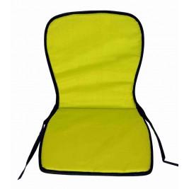 Μαξιλάρι Καρέκλας Κιθάρα Με Πλάτη Fratoni Green