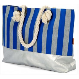 Τσάντα Παραλίας Benzi 4531 Blue