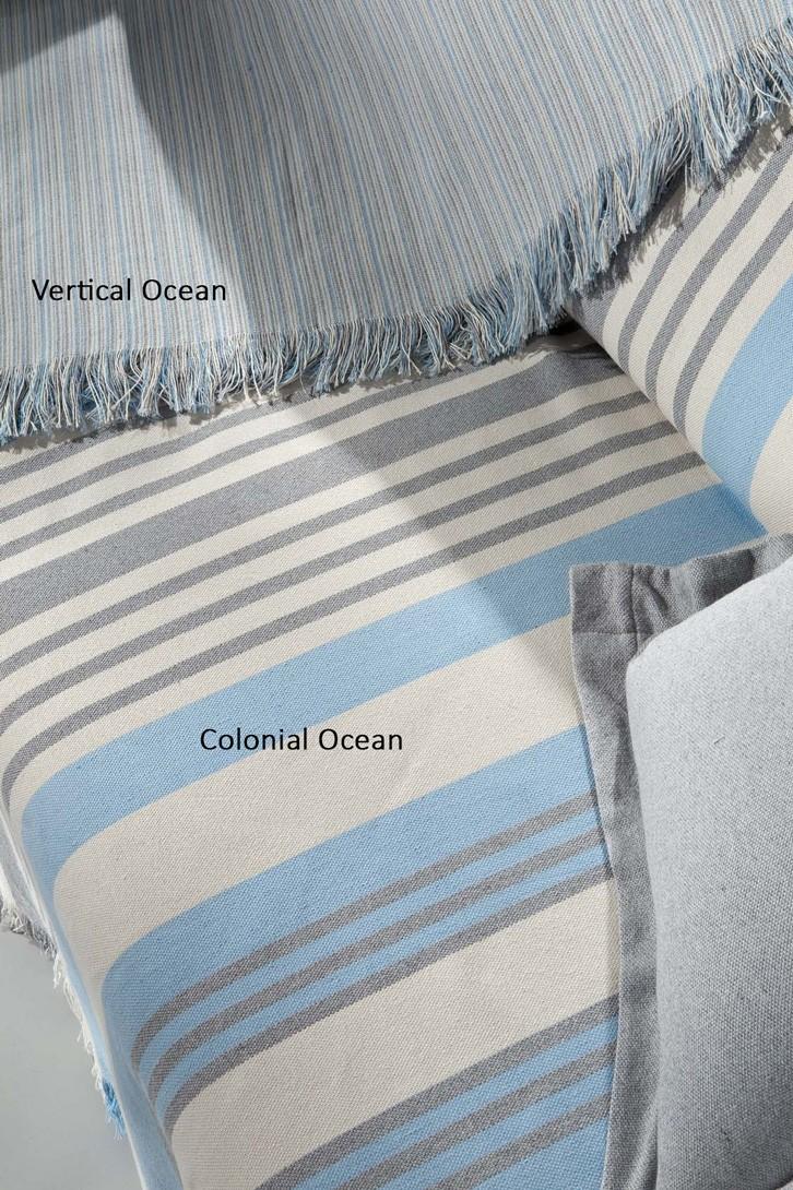 Ριχτάρι Guy Laroche Colonial Ocean 4-ΘΕΣΙΟΣ 170Χ350 4-ΘΕΣΙΟΣ 170Χ350
