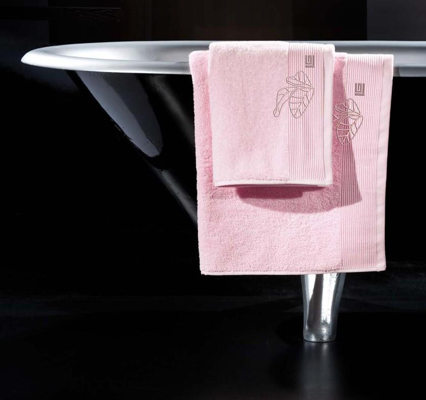 Πετσέτες Μπάνιου (Σετ 3τμχ) Guy Laroche Med Rose
