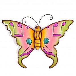 Διακοσμητικό Τοίχου InArt Pink Glasswing 3-70-207-0053