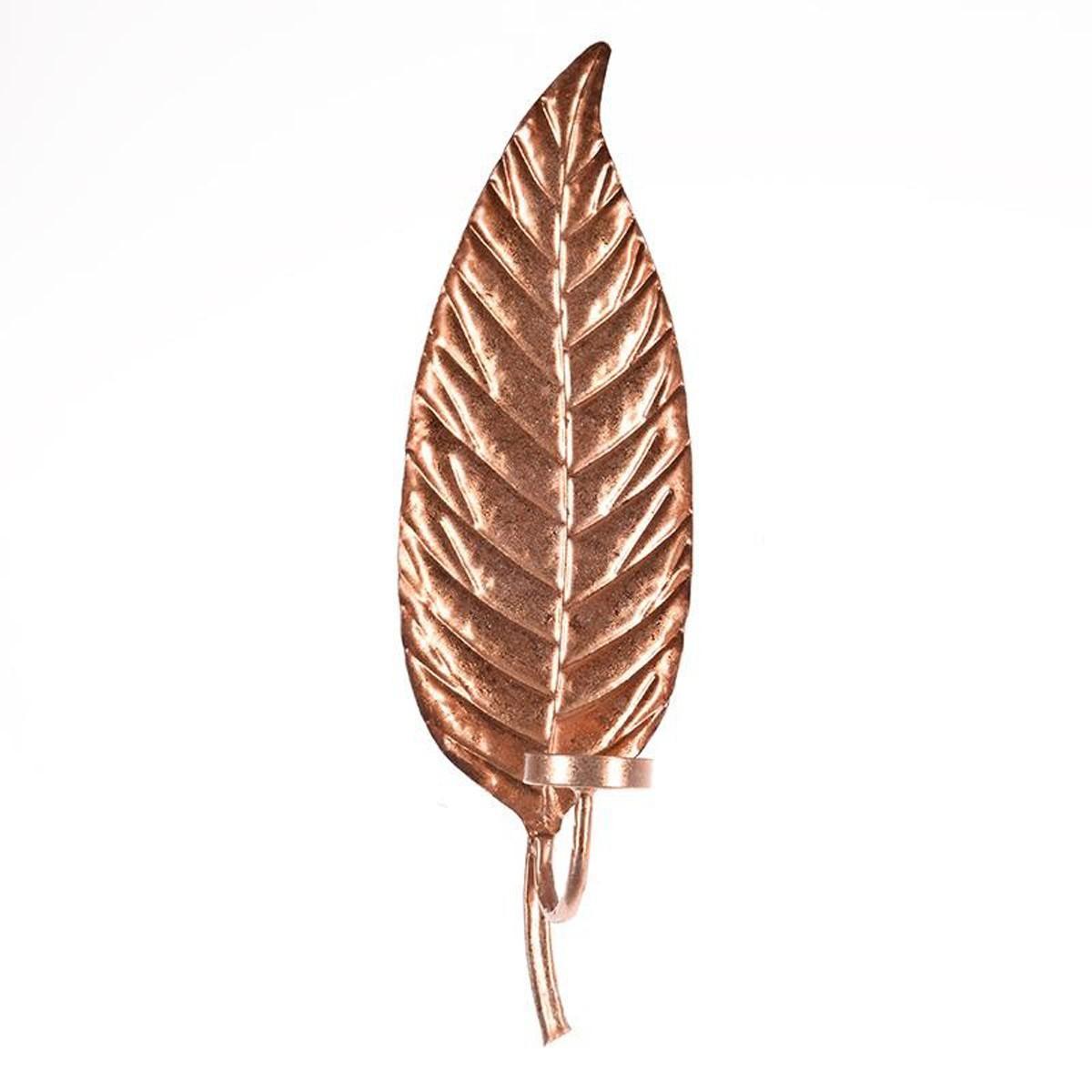 Κηροπήγιο Τοίχου InArt Autumn Leaf 3-70-626-0029