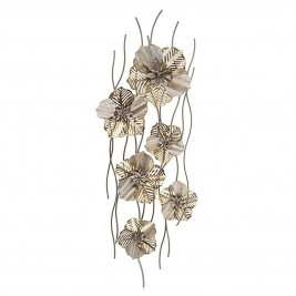 Διακοσμητικό Τοίχου InArt Golden Bloom 3-70-386-0026