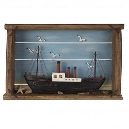 Διακοσμητικό Τοίχου InArt Titanic 4-70-887-0011
