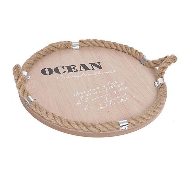 Δίσκος Σερβιρίσματος InArt Message On A Tray 4-70-193-0004