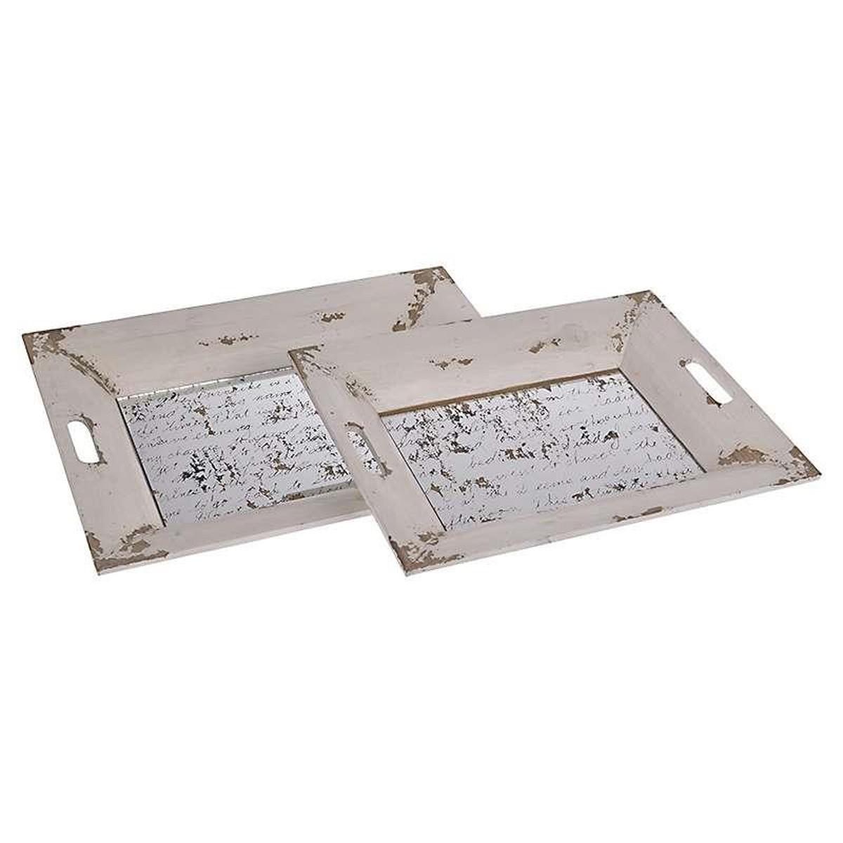 Δίσκοι Σερβιρίσματος (Σετ 2τμχ) InArt Scribbles 3-70-531-0015