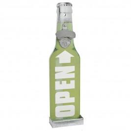 Ανοιχτήρι Τοίχου InArt Wall Bottles Open Green 3-70-104-0702