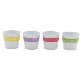 Κασπώ (Σετ 4τμχ) InArt Colorful Buckets Large 3-70-003-0149