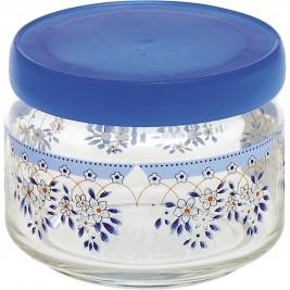 Βάζο Κουζίνας (325ml) Home Design Zen Blue ASZE/3