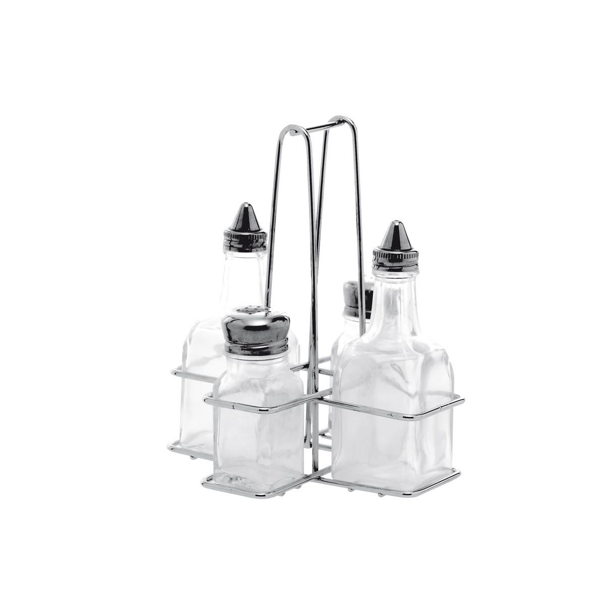 Αλατοπίπερο + Λαδόξυδο (Σετ) Home Design ZQ102