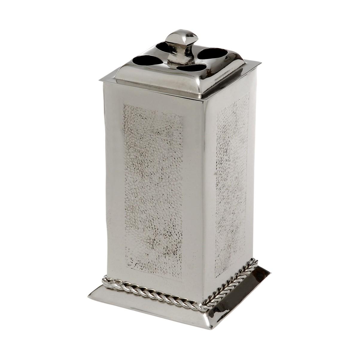 Μεταλλικό Ποτήρι Οδοντόβουρτσας Home Design RR10