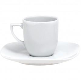 Φλυτζάνι Καφέ + Πιατάκι Home Design EHMI/C