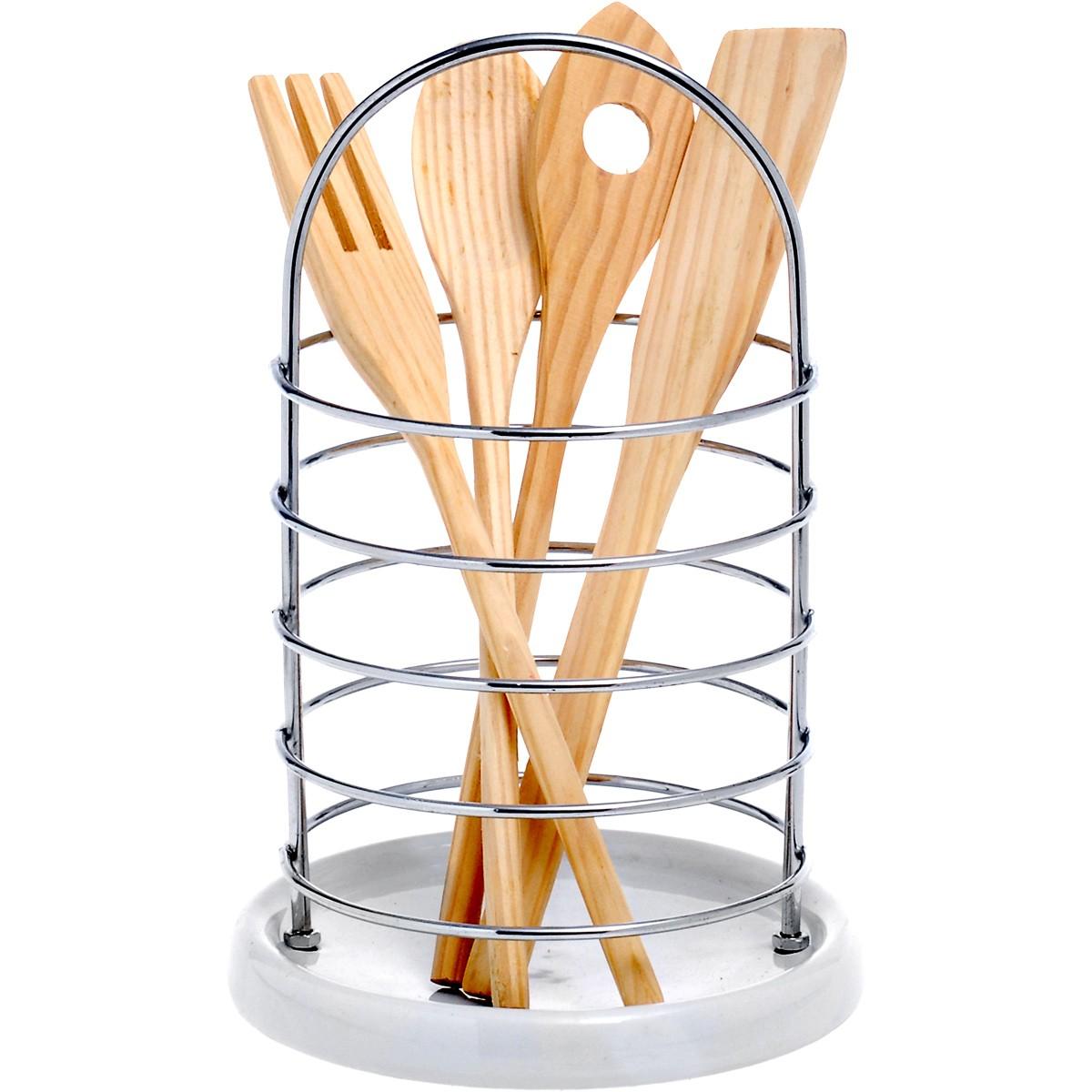 Σταντ Για Εργαλεία Κουζίνας Home Design QI7001C 54742