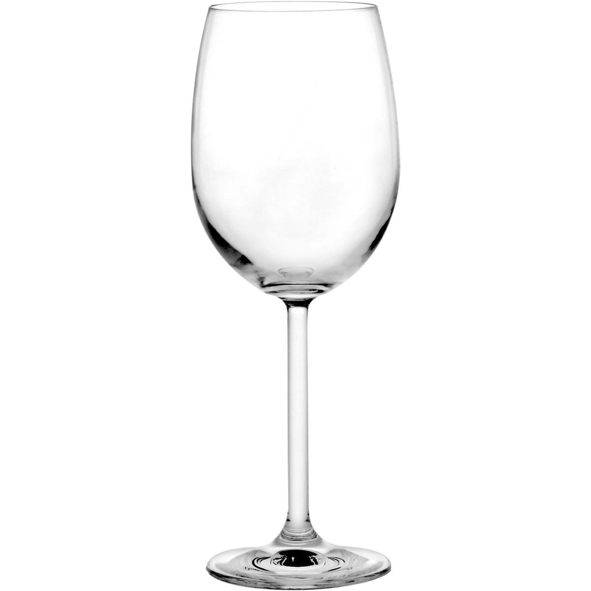 Ποτήρι Κρασιού Κολωνάτο (350ml) Home Design OO2610/35