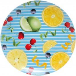 Πιάτα Φρούτου (Σετ 4τμχ) Home Design CCHA12/FP