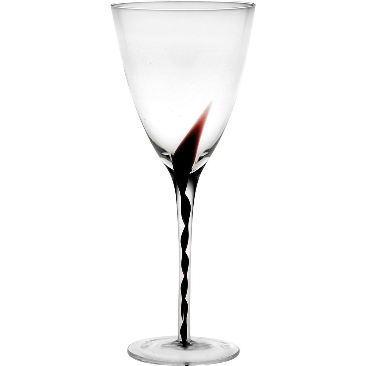 Ποτήρια Νερού Κολωνάτα (Σετ 6τμχ) Home Design SDL1203/RW