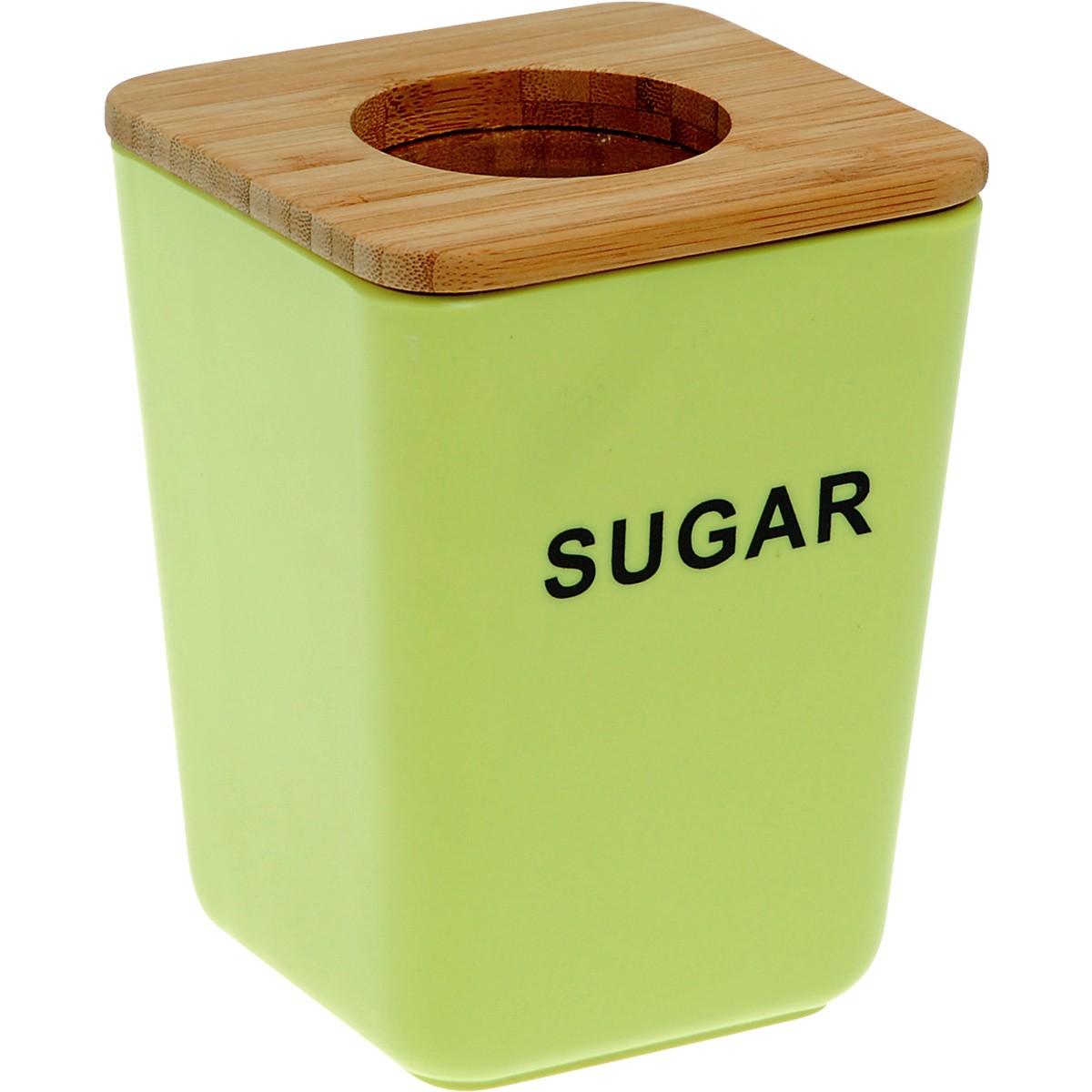 Δοχείο Ζάχαρης Home Design Λαχανί BIT20727SG