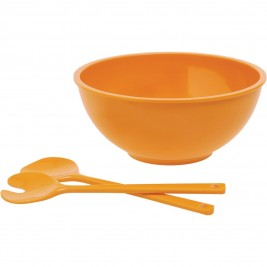 Σαλατιέρα Με Κουτάλες Home Design BIT20323O