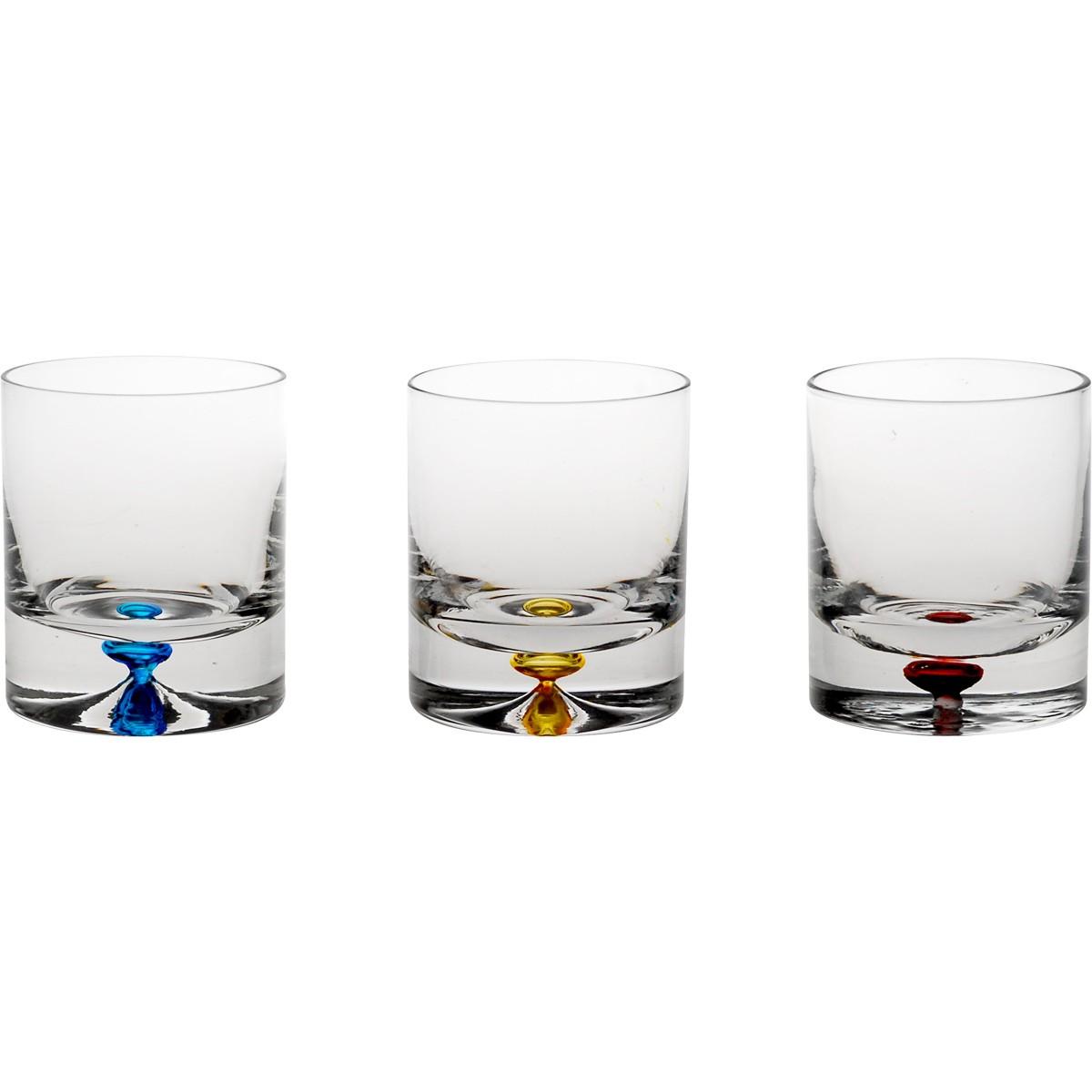 Ποτήρια Ουίσκι (Σετ 6τμχ) Home Design SXIDF/9303