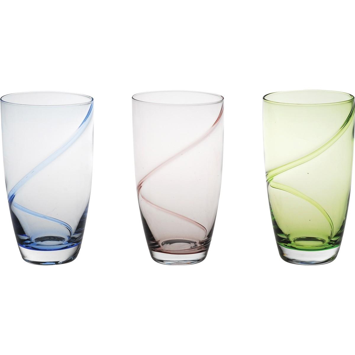 Ποτήρια Νερού (Σετ 6τμχ) Home Design SXI9169 54858