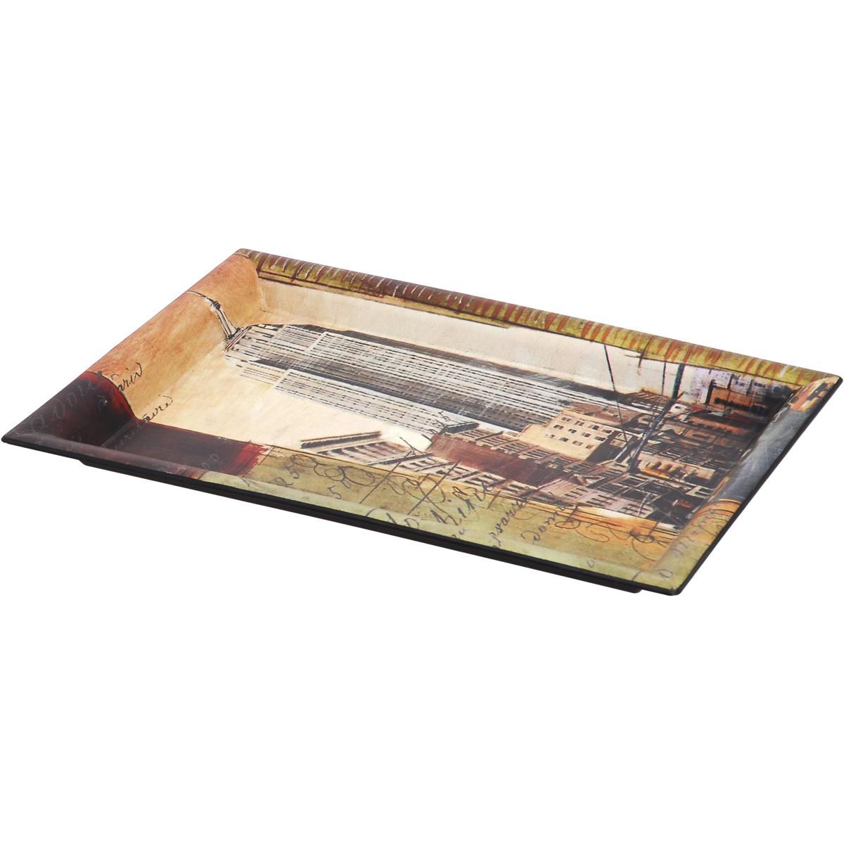 Δίσκος Σερβιρίσματος Home Design FXA6546B home   διακόσμηση   δίσκοι   πιατέλες