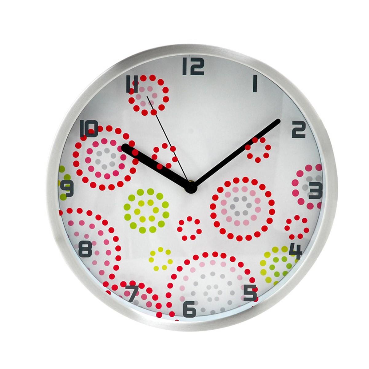 Ρολόι Τοίχου Home Design DAN3312WE
