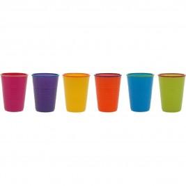 Ποτήρια Χυμού (Σετ 6τμχ) Home Design WWG188/ST2