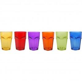 Ποτήρια Νερού (Σετ 6τμχ) Home Design WWG7129/6T