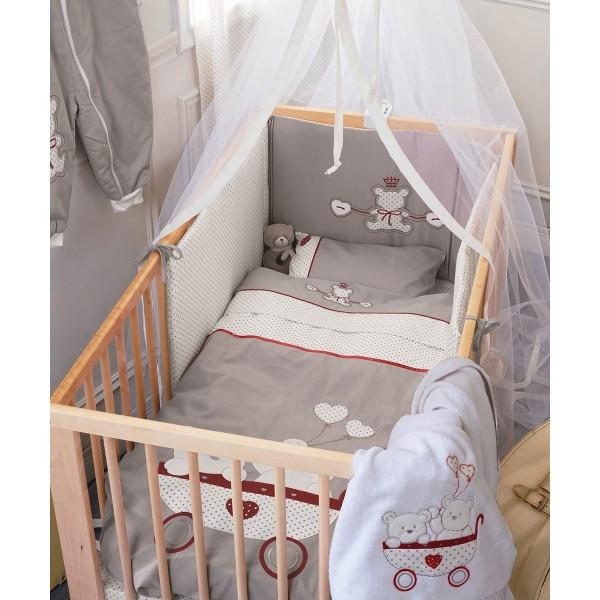 Σετ Κούνιας 5τμχ Kentia Baby Arturo