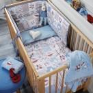 Πάπλωμα Κούνιας Kentia Baby Sky