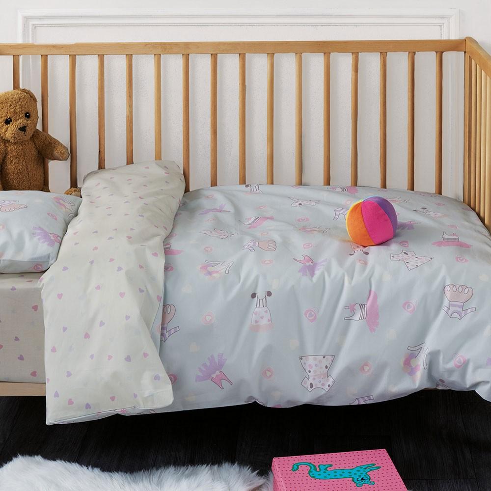 Πάπλωμα Κούνιας Kentia Baby Dress