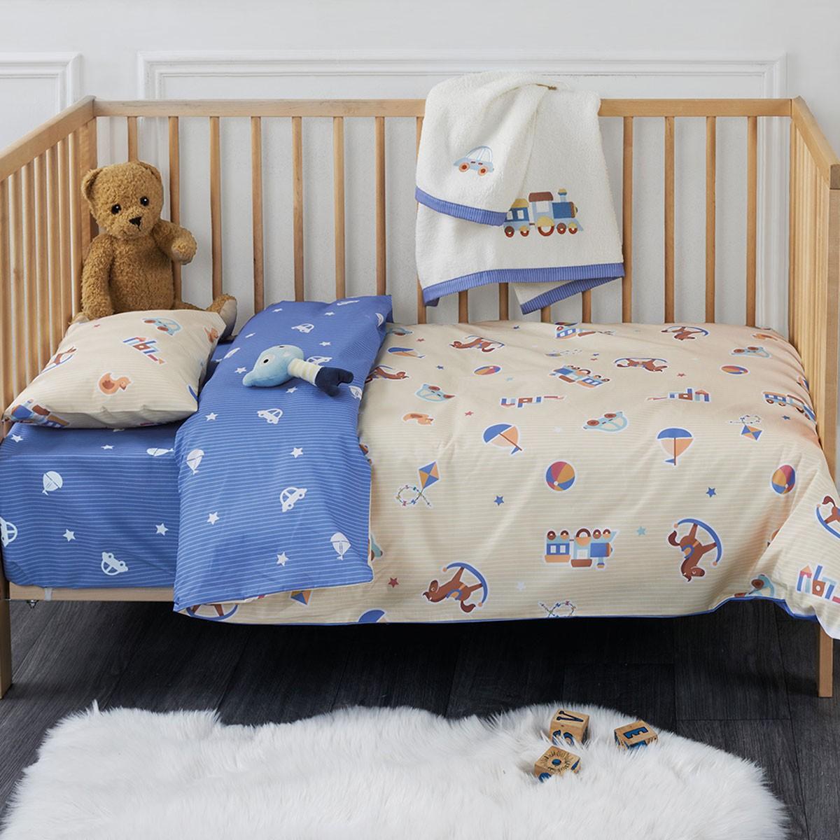 Πάπλωμα Κούνιας Kentia Baby Play