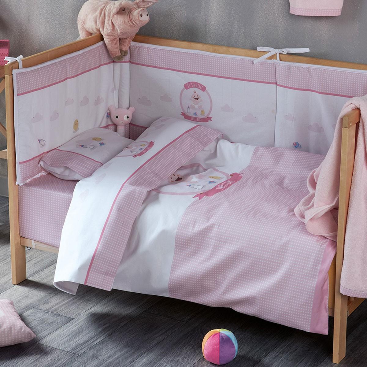 Πάντα Κούνιας Kentia Baby Sweet Baby 14