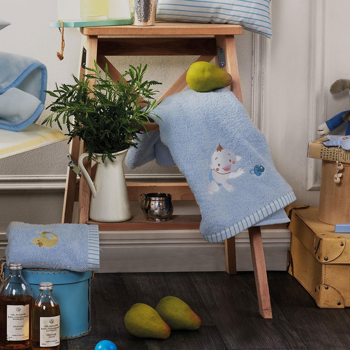 Βρεφικές Πετσέτες (Σετ 2τμχ) Kentia Baby Sweet Baby 19