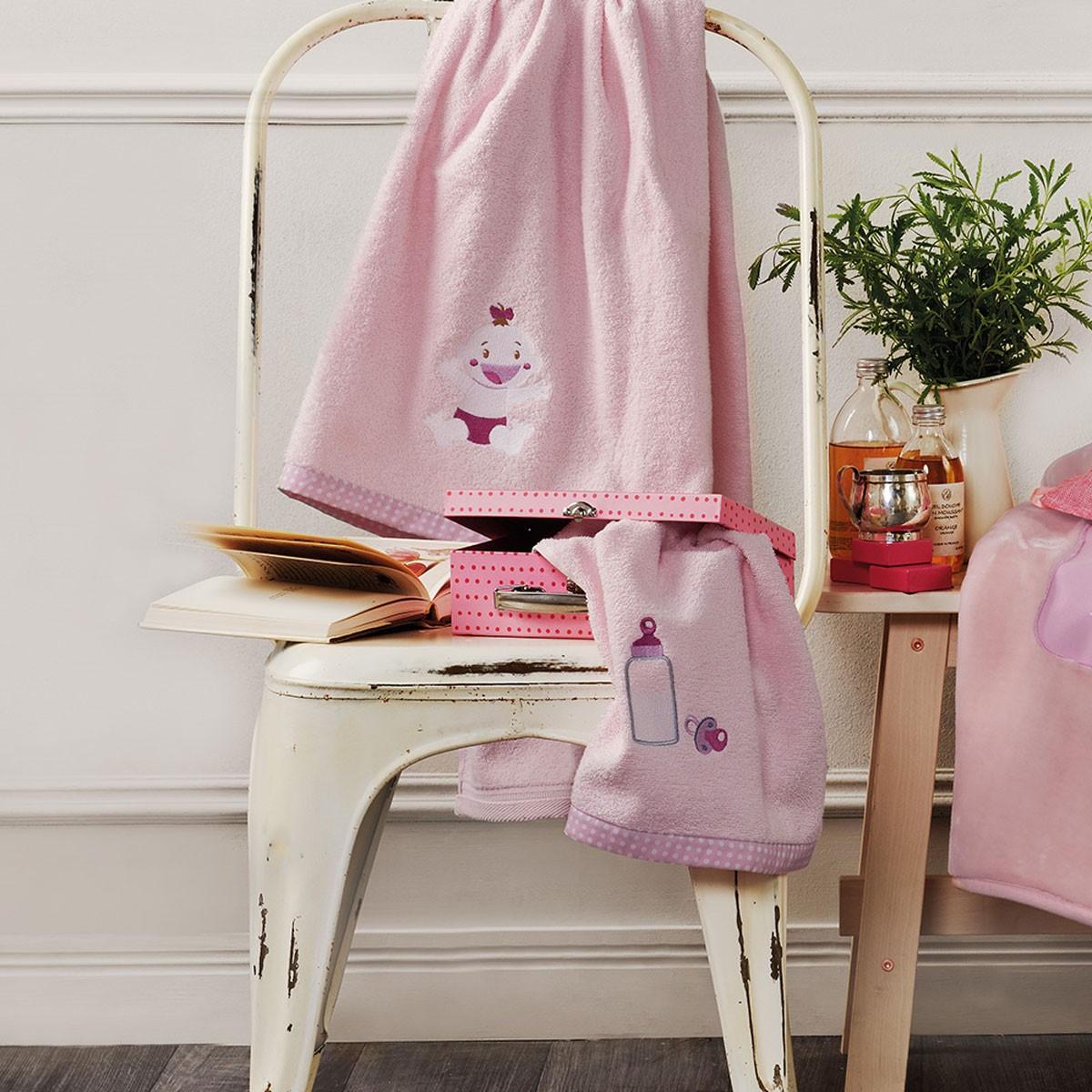 Βρεφικές Πετσέτες (Σετ 2τμχ) Kentia Baby Sweet Baby 14