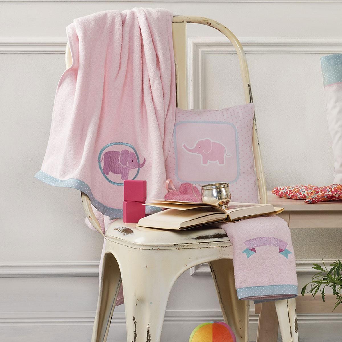 Βρεφικές Πετσέτες (Σετ 2τμχ) Kentia Baby Welcome Baby 14