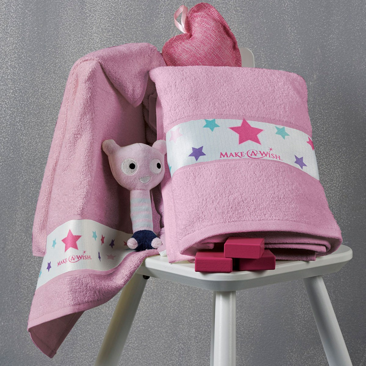Παιδικές Πετσέτες (Σετ 2τμχ) Kentia Kids Make A Wish 14