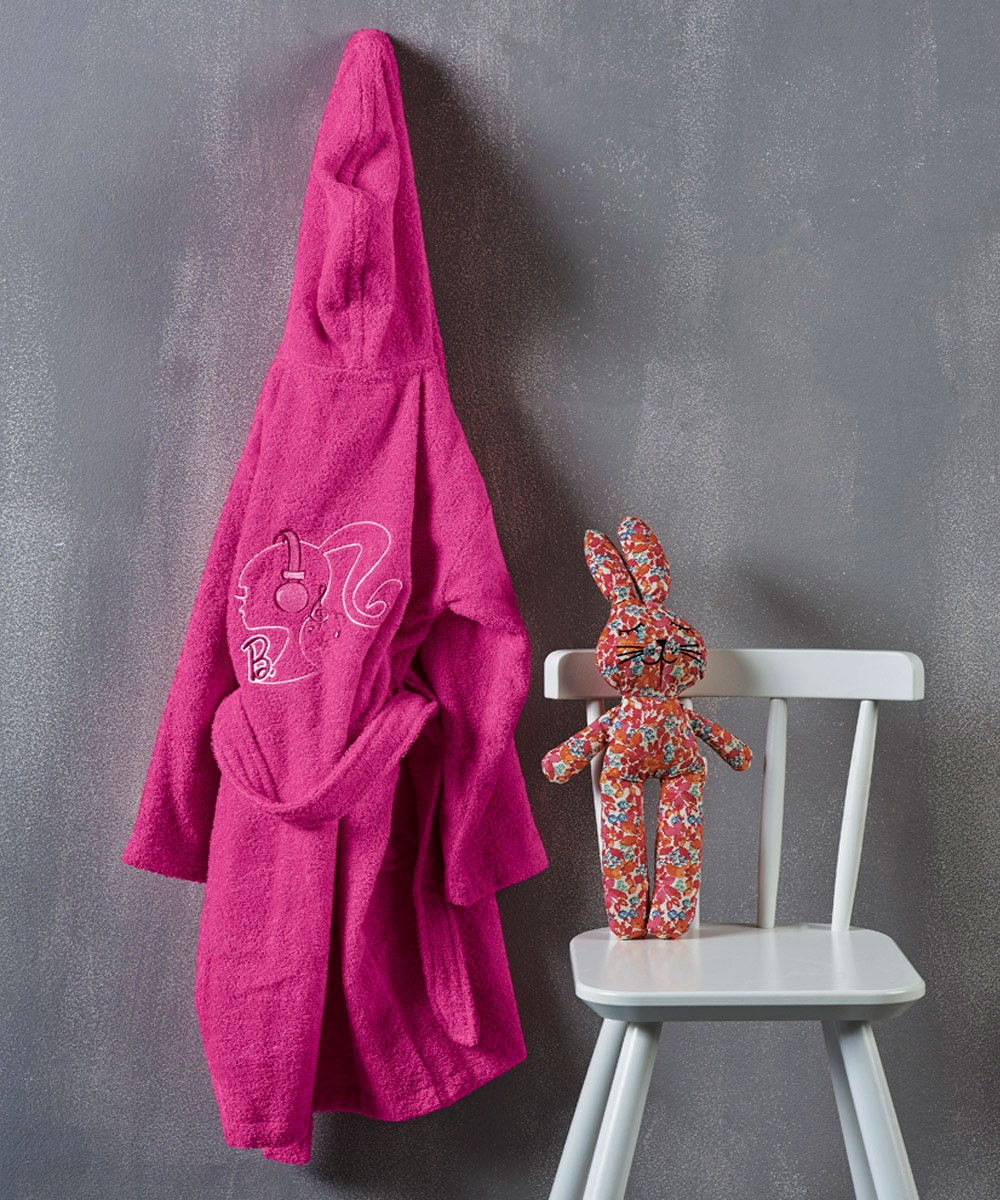 Παιδικό Μπουρνούζι Kentia Kids Collection Barbie 28R 6 6