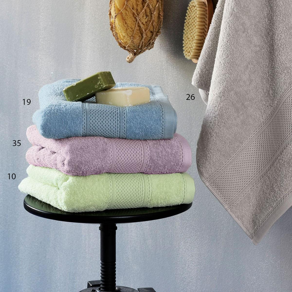 Πετσέτα Σώματος (70x140) Kentia Versus Fabio