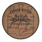 Θήκη Κρασιών Τοίχου InArt Wine O' Clock 3-70-812-0112